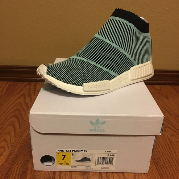 6f3aebd68 Adidas NMD CS1 Parley PK NWT price only today